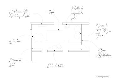 decoration-couloir-noir-blanc-maison-individuelle-mauguio-voligne-8
